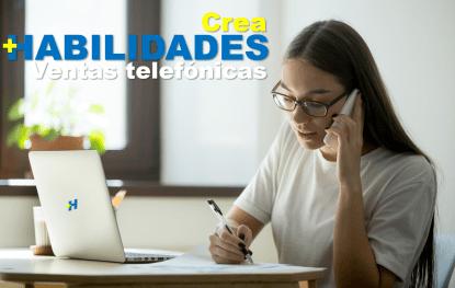 curso ventas telf