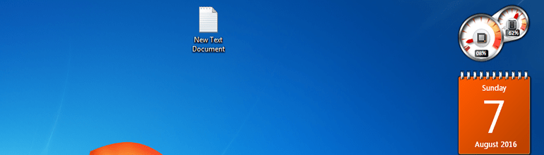 Akhirnya… Pak Lek Jatuh Cinta Lagi dengan Windows 7