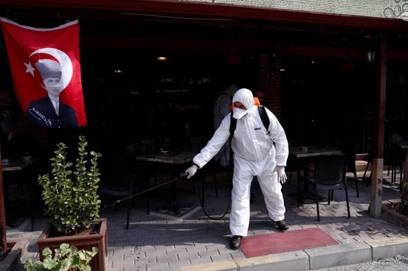 تركيا تفرض العزل المنزلي على المسنين والمرضى