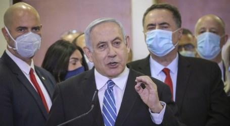 Netanyahu anunció que apoyará económicamente a los ciudadanos