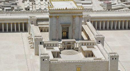 En las 3 semanas, recorriendo el Bet Hamikdash