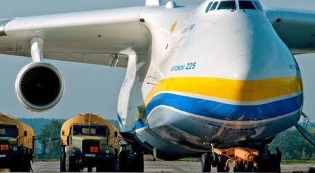 El avión más largo y mas pesado del mundo aterrizó en Israel