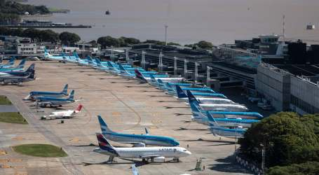 Aeroparque cerrado hasta diciembre