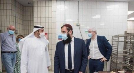 El Rab Duchman entregará comida kosher prestigioso hotel de los Emiratos Árabes.