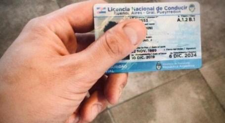 Prorroga de la licencia de conducir en CABA