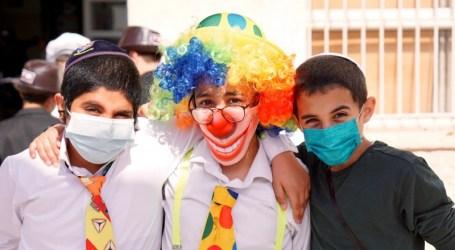 En Israel, algunos lugares con doble máscara