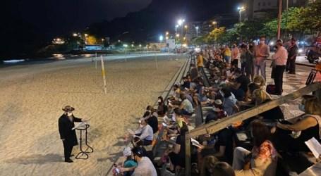 Increíble Purim en Rio