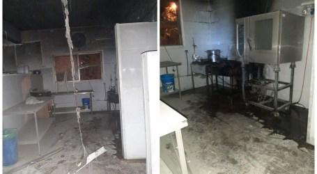 Incendio en una Ieshivá en Beer Sheva.