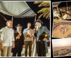 Los viajeros celebraron la Jupá más grande de los Emiratos Árabes Unidos