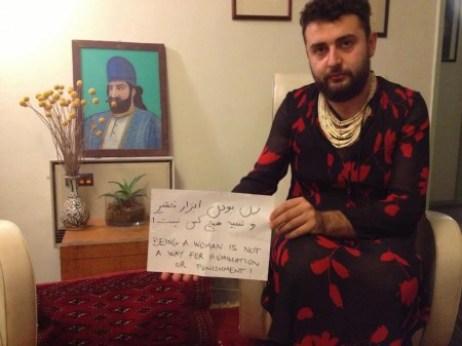 kurdish men against sexism
