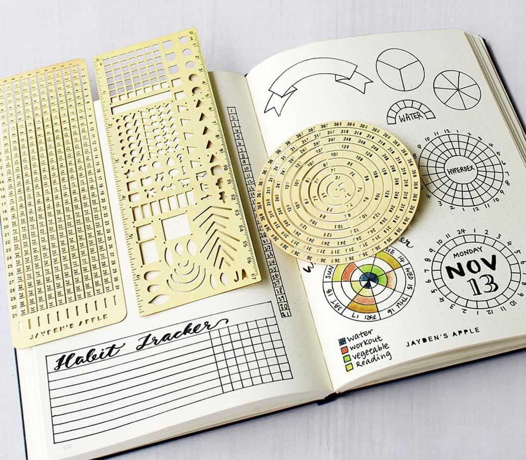 The Ultimate Bullet Journal Gift Guide 70 Gift Ideas For Any
