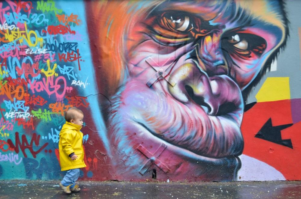On the street art scene (2/4)