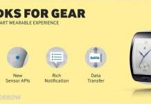 new sdks for gear 三星推SIMBAND參考設計 打造貼身健康應用