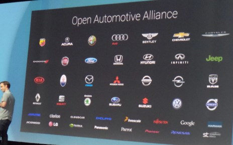ah google io 2014 406 of 9 auto alliance resize 無需連接手機 Android Auto將可獨立運作