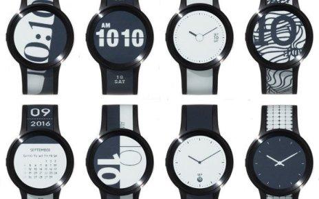 img 01 1 Sony全電子紙手錶更新 FES Watch U預計明年4月上市