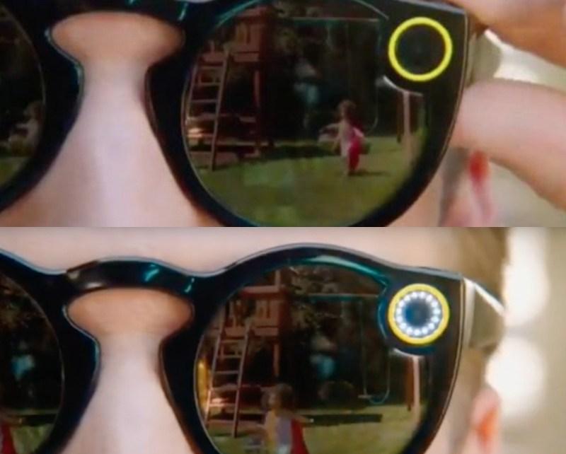 Snapchat首款穿戴裝置:可拍攝10秒動態影片的太陽眼鏡