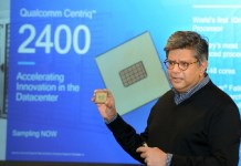 qualcomm chip 10nm製程、48組客製核心 Qualcomm揭曉旗下首款數據中心處理器
