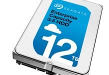 12TB Seagate® Enterprise Capacity 3.5 HDD resize 鎖定企業與雲端服務應用 Seagate打造更節省成本的12TB容量硬碟