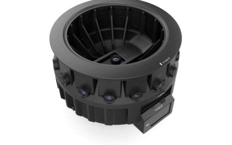 P10.2 Google與小蟻合作Google Jump新機 Yi 360 VR運動相機對應拍攝8K畫質環景影像