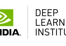 intro DLI logo Deskop 407@2x NVIDIA協同大型平台廠商、學術機構持續推動人工智慧學習資源