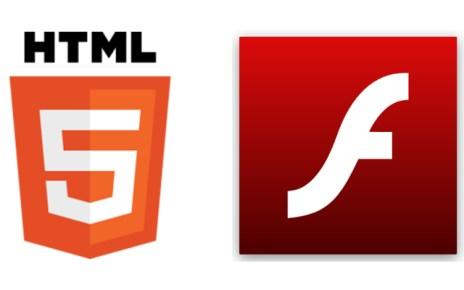 flashhtml5 眾人均離情況之下 Adobe終於選擇放棄Flash發展…