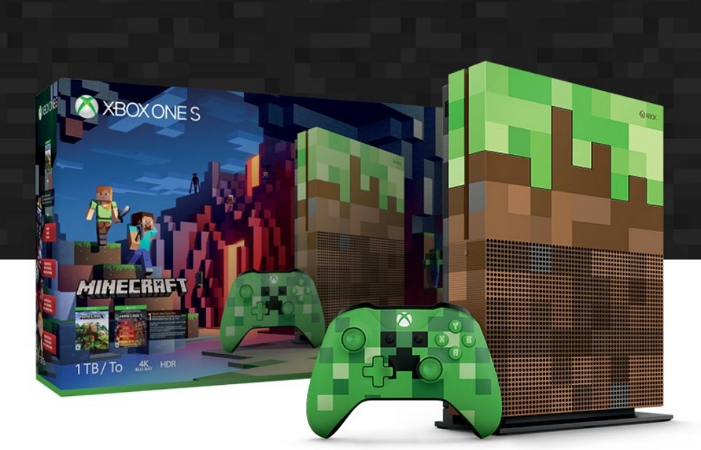 resize c837bedb 26e1 45cc 97c5 9902a1499206 微軟推出《我的世界》限量配色Xbox One S主機