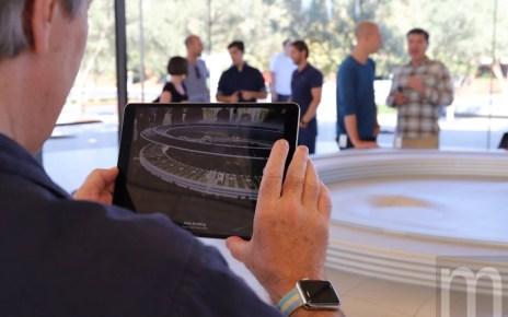 40 蘋果市值可能今年內破萬億美元規模 將主導AR發展方向