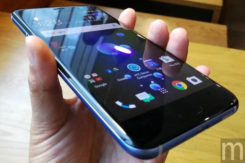 HTC U11 04 2 HTC計畫與Google合作新款Android One手機 保留邊框操作介面