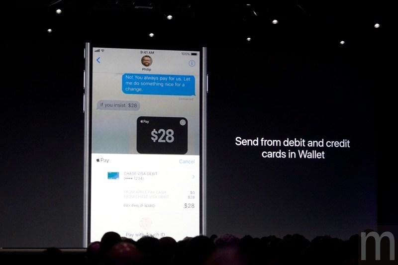 batch  DSC8885 resize Apple Pay點對點交易功能「Cash」 暫未隨iOS 11一同上線