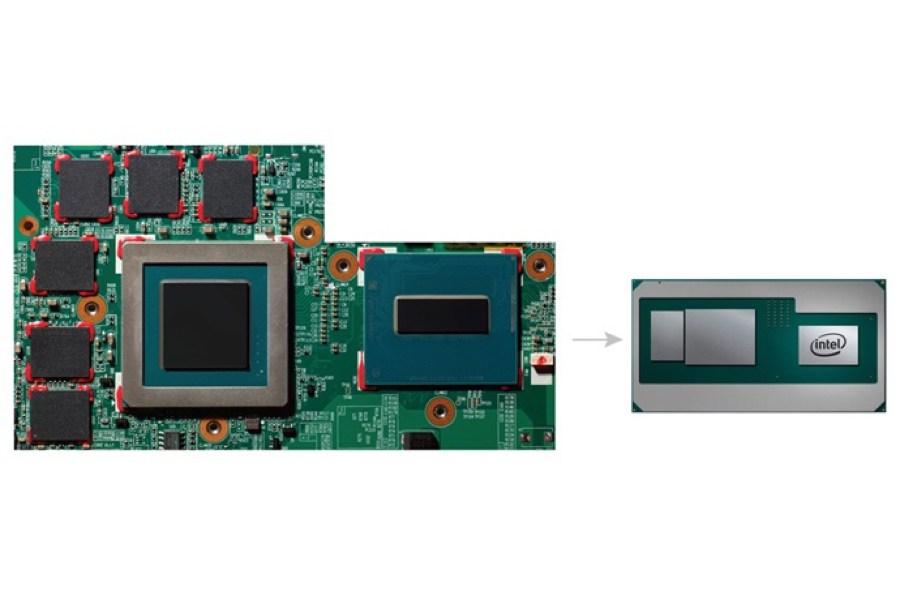 Intel 8th Gen CPU discrete graphics Intel、AMD合作整合Vega顯示架構處理器,官網顯示就是Core i7 8809G