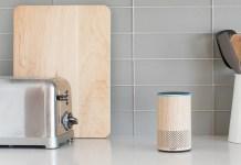 Oak Echo2C Kitchen Counter resize 1 亞馬遜數位助理服務Alexa開始跨入廚房應用領域發展