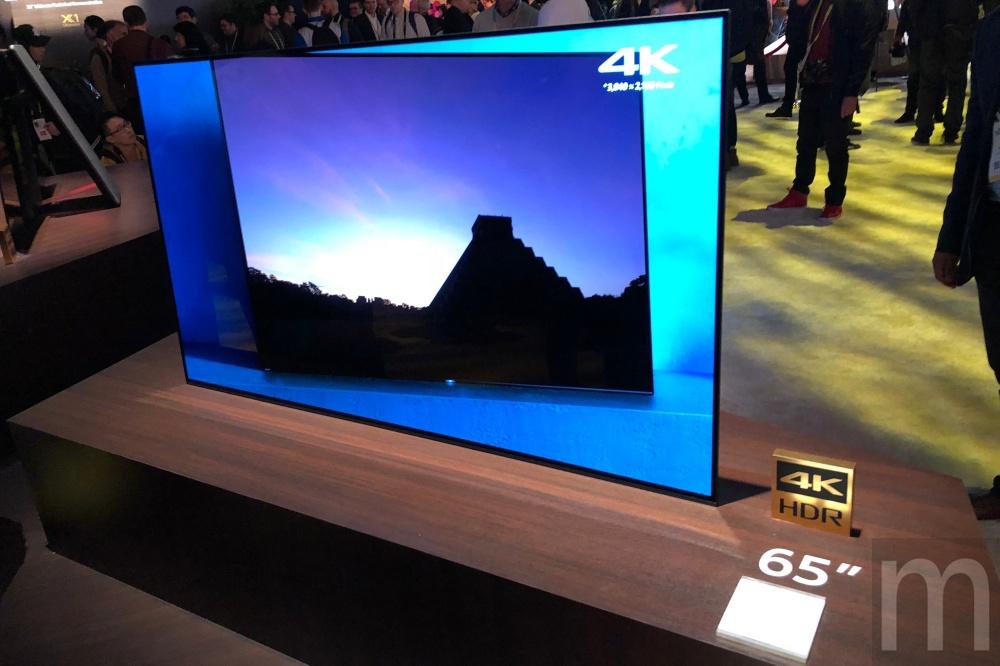 batch resize IMG 3907 Sony揭曉全新OLED電視、LCD電視 導入Dolby Vision HDR、數位助理服務