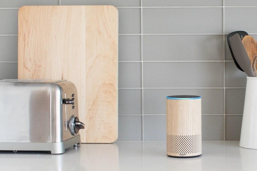 Oak Echo2C Kitchen Counter resize 傳亞馬遜將布局客製化晶片競爭 強化人工智慧端點應用