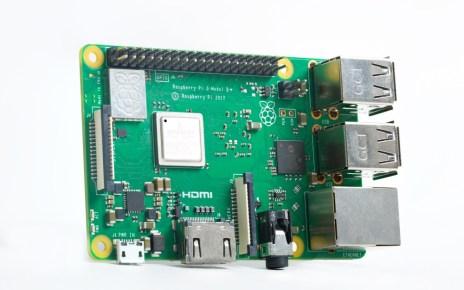 resize 770A5614 強化版Raspberry Pi 3 Model B+開發板揭曉 連接能力、效能表現均作提昇