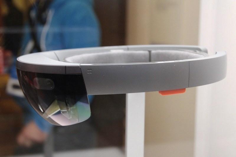 img 0153 resize 傳新款HoloLens也將改用ARM架構處理器 提昇電力續航、機身更輕巧