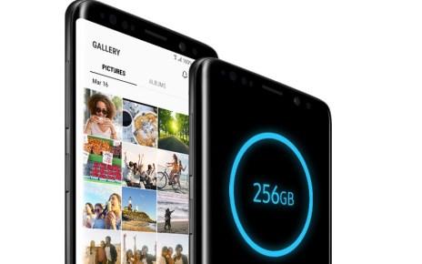 DT Marquee memory 043018 刺激銷量 三星在美國開放銷售大儲存容量版Galaxy S9系列