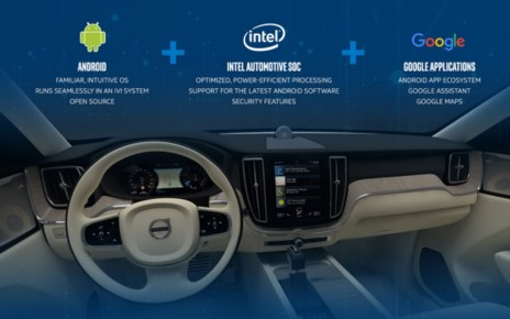 resize intel volvo android announcement thumb Google攜手Intel、Volvo 藉由Android P打造更聰明智慧車載系統
