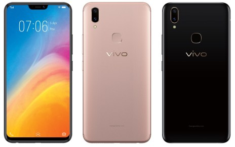 vivo V9 Youth今起正式上市。 side vivo在台推出同樣具備人工智慧拍攝技術的中階手機V9 Youth