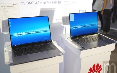 DSC05257 以手機思維打造的華為高階筆電MateBook X Pro確定9月中登台