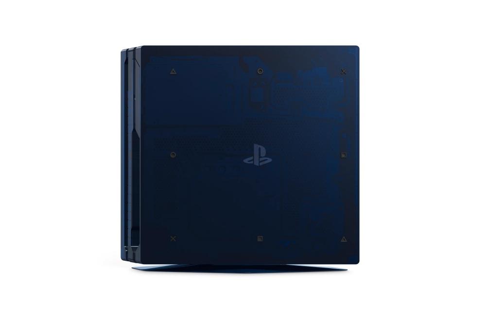 PS4Pro 500Million 06 迎接PlayStation系列機種全球銷售超過5.25億台 Sony推限量款主機慶祝