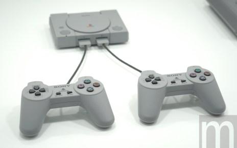 DSC06937 動眼看/預計12月底推出的限量迷你款PlayStation Classic,外觀相當精緻