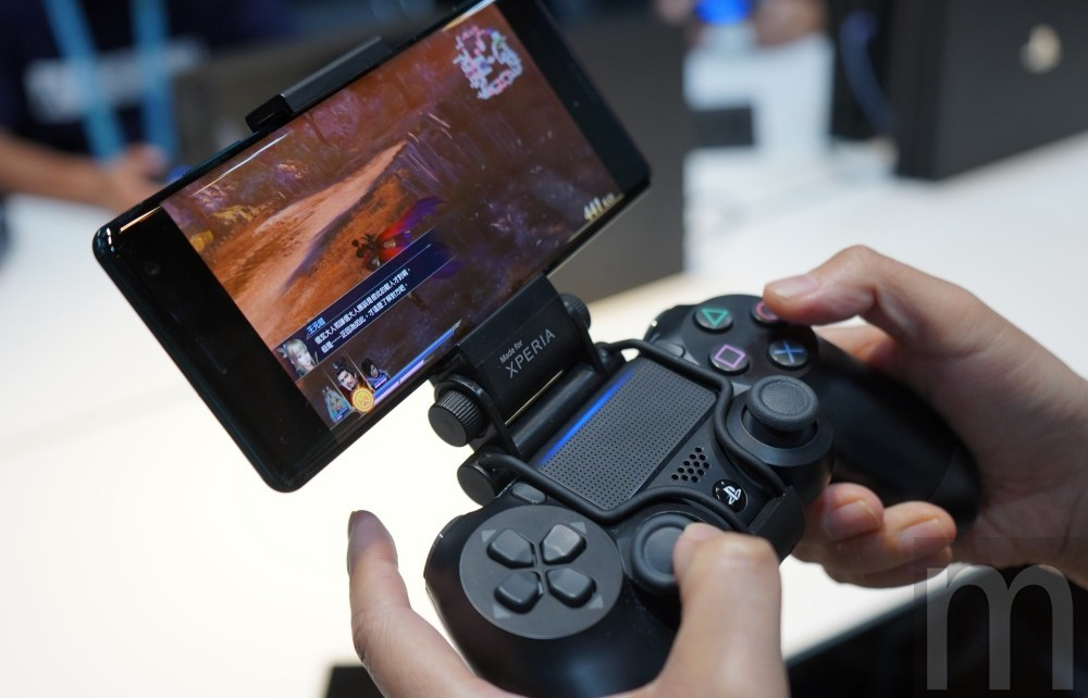 rm 02 Xperia藉Remote Play延展更多PlayStation遊玩體驗,未來持續進化
