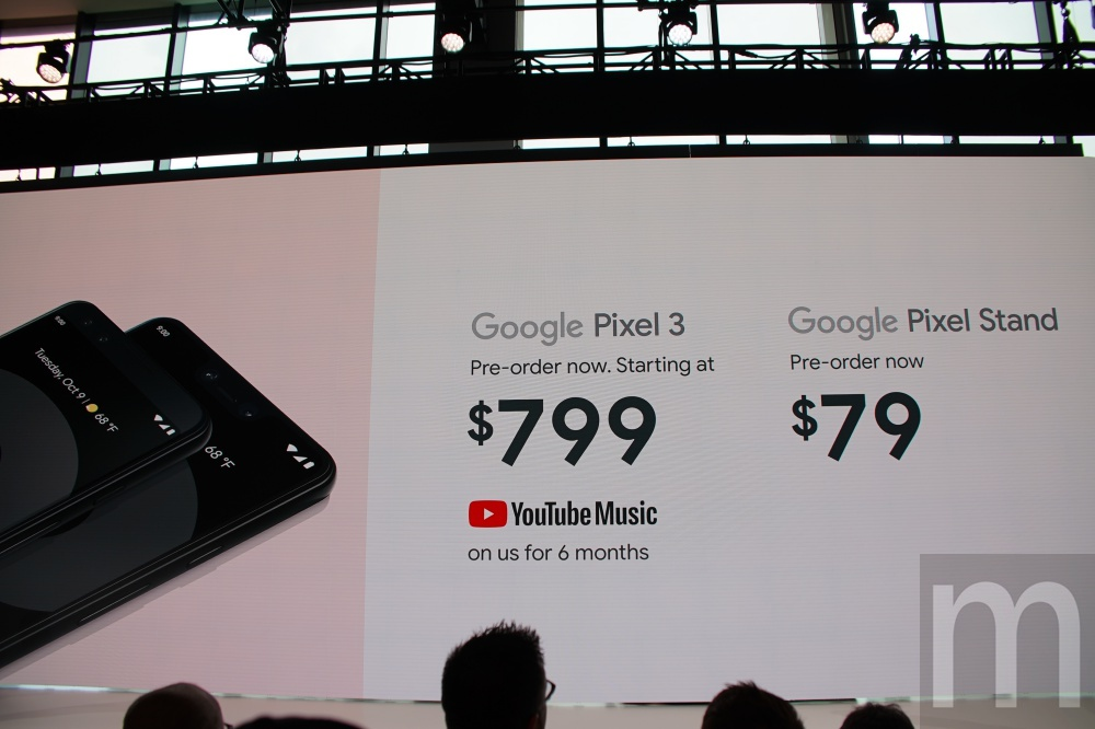 DSC07372 Google揭曉Pixel 3、Pixel 3 XL「真正」面貌 增加全新粉色、更多拍攝功能