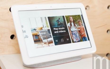 DSC07406 簡單玩/Google Home Hub 成為更方便的數位家庭中心