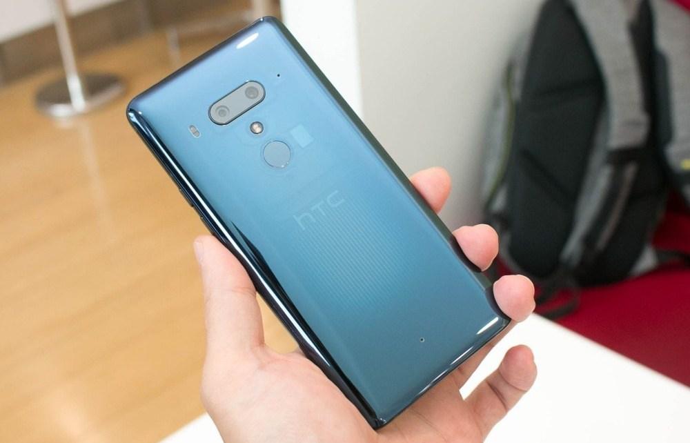 U12 01 HTC攜手中華電信獨家推出U12+透視藍配色款式與128GB儲存容量版本