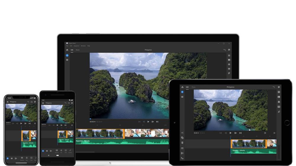 Adobe跨平台剪輯軟體Premiere Rush CC揭曉 跨入擴增實境內容創作領域