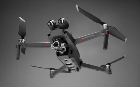 dji mavic 2 enterprise 1 5 DJI推出企業應用版空拍機Mavic 2 Enterprise 鎖定專業領域用途