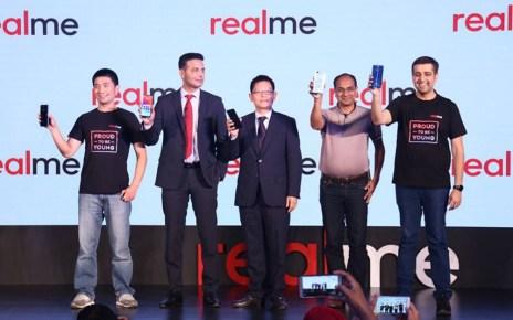 1538982051098 OPPO子品牌Realme透露將率先採用聯發科Helio P70,未來也將導入閃充技術