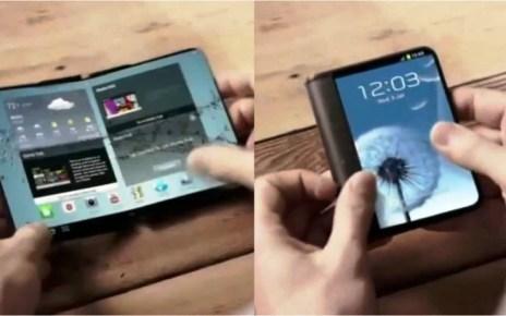 471691 1 三星可能以Infinity V稱呼其可凹折螢幕 展開尺寸為7.29吋、折疊後為4.6吋