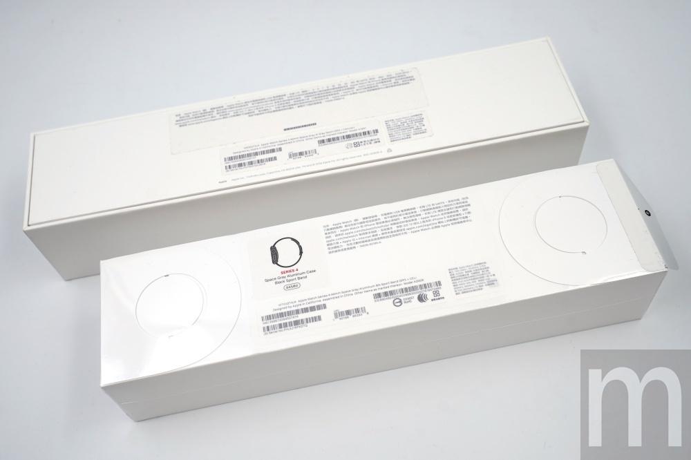 DSC08298 開箱/錶面更大、使用更流暢的Apple Watch series 4大哉問
